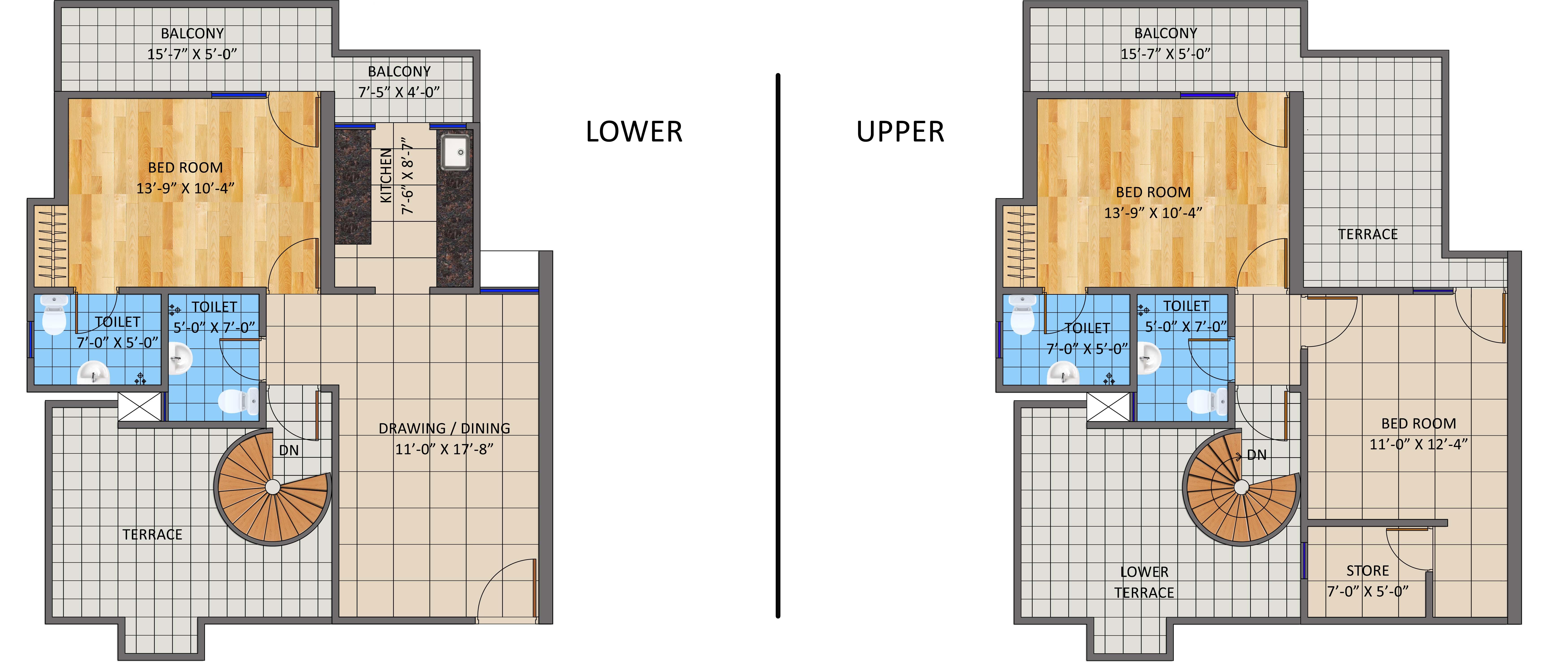 https://www.kwgroup.in/upload/170420105713Plan-Tower-D,-3-BHK-(Penthouse-Lower-&-Upper),-1900-sqft.jpg