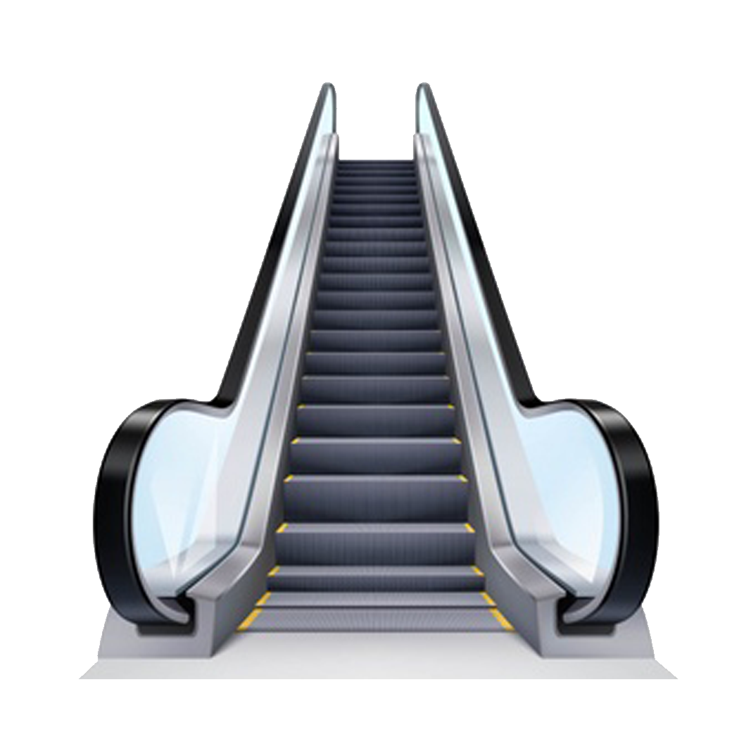 High Speed Escalator