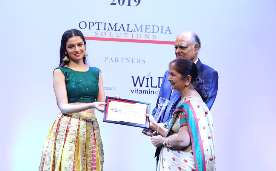 "KW Group Awarded by ""Times Business Award 2019, New Delhi"""