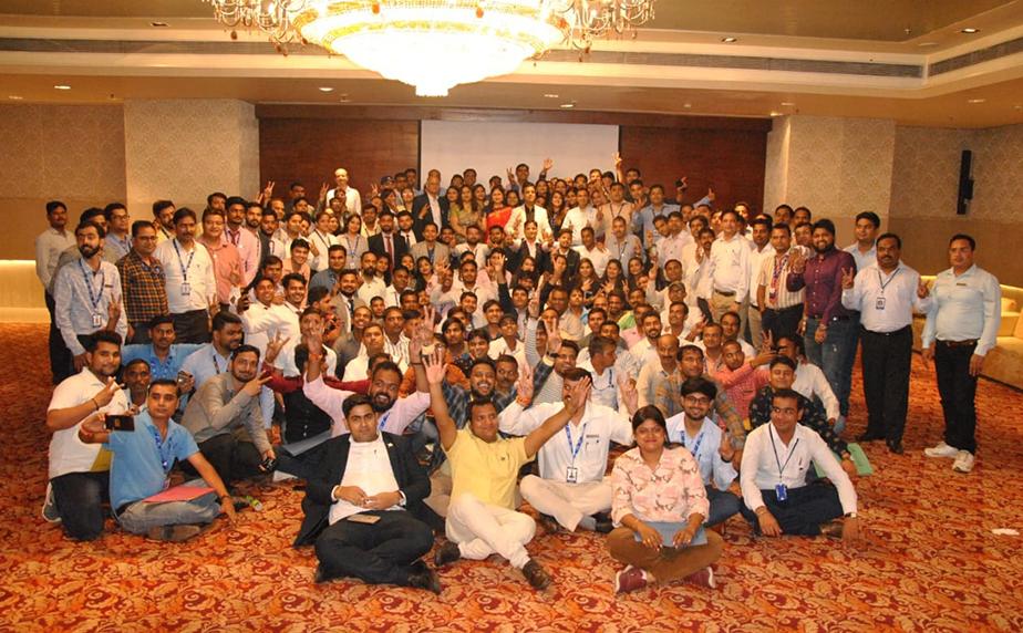 "KW Group Organized Get Together for Staff in ""Mahagun Savior Portico, Vaishali, Ghaziabad"""